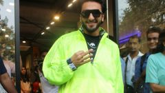 Launch Of Adidas OFDD Store With Ranveer Singh