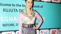 Launch Of Book Pregnancy Notes Before, During and After By Kareena Kapoor