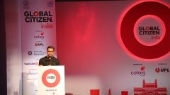Launch Of Global Citizen India In The Presence Of Aamir Khan