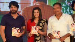 Nagarjuna, Priyamani and Praksh Raj @ Mana Oori Ramayanam movie Audio Launch Function