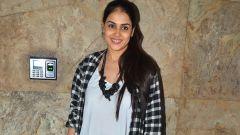 Genelia D Souza @ Banjo Movie Screening