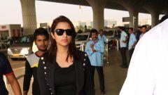 Parineeti Chopra Spotted At Airport