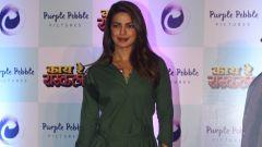 PC Of Marathi Film Kay Re Rascala With Priyanka Chopra