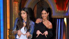 Promote Film Mubarakan On Set Of Sabse Bada Kalakar
