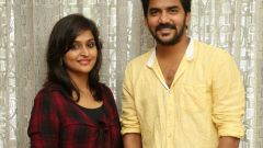 Remya Nambesan & Kavin Natpuna Enna Theriyuma MOvie Press meet