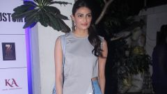 Athiya Shetty @ Rustom screening