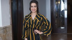 Shraddha Kapoor for the promotions of her film Batti Gul Meter Chalu
