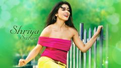 Shriya Saran - Hot HD Desktop Wallpapers