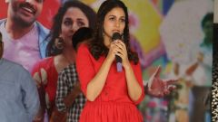 Radha success meet