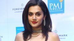 Taapsee Pannu launches Forevermark diamond collection at PMJ Jewels