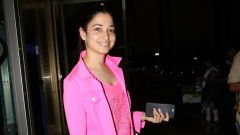 Tamanna Bhatia Spotted At Airport