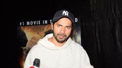 Varun Dhawan  At Special Screening Of Film Jumanji