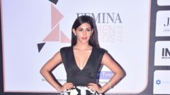 Walk On Red Carpet For Femina Event
