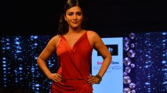 Walks Ramp At 1st Edition Of Bangalore Times Fashion Week