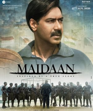 Maidaan poster