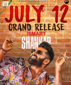 Ismart Shankar poster