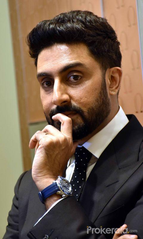 Abhishek Bachchan inaugurates Exclusive OMEGA Boutique