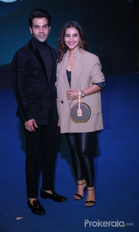 Actor Rajkumamar Rao attended Jeff Bezos Welcome Bash.