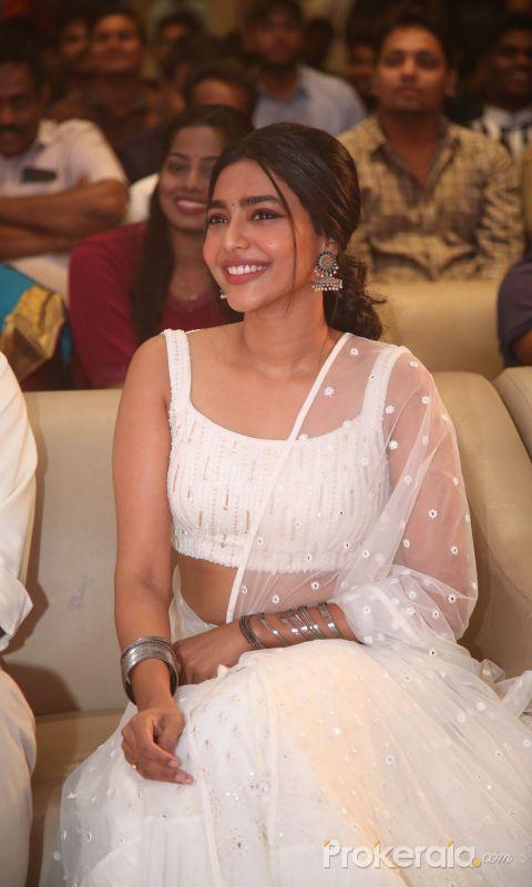 Actress Aishwarya Lekshmi attend one Film Event