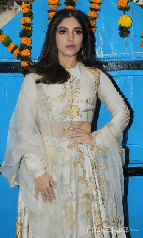 Actress Bhumi Pednekar & Team Bala Diwali Brunch