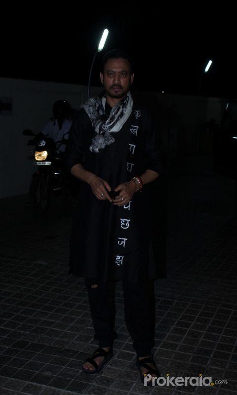 Bollywood Celebs At Screening Of Film Hindi Medium - Photo