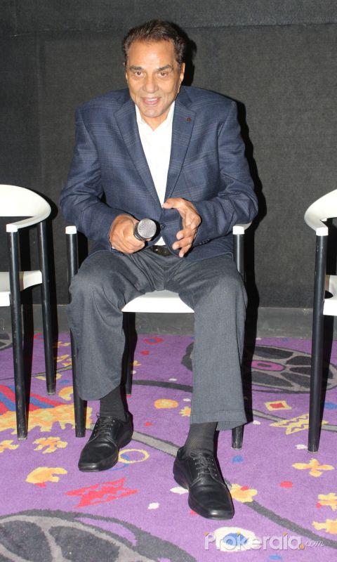 Dharmendra Host Teaser Launch Of Jora 10 Numbaria