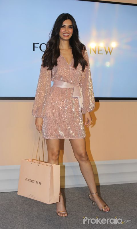 Diana Penty Launches Forever New Autumn Winter