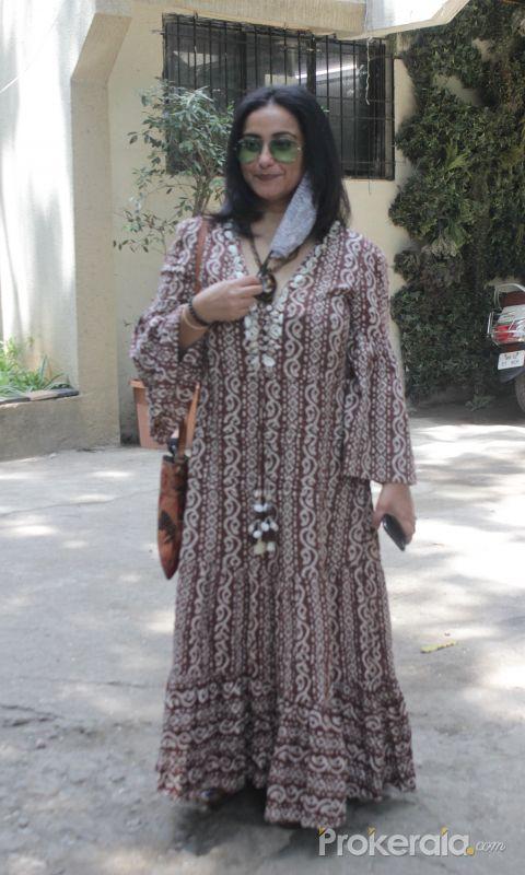 Divya Dutta SpottedAt Croma Ke Juhu