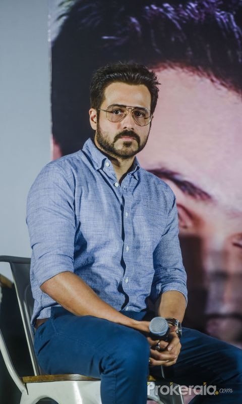 Emraan Hashmi at Launch of Author Amit Lodha's Book