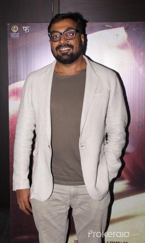 Film Mukkabaaz Interview