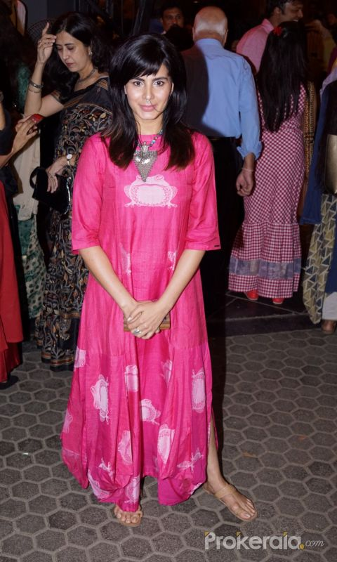 Many Celebs Attend Opening Ceremony Of Prithvi Theatre Festival
