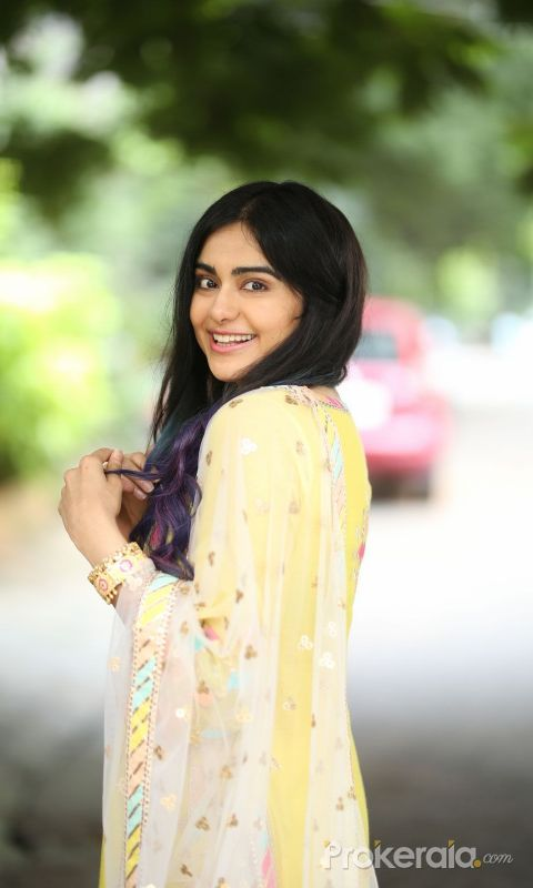 Question mark movie first look launch with Adah Sharma