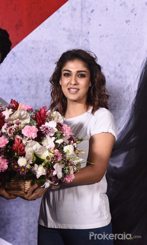 Nayanathara Birthday Celebrations in Chennai