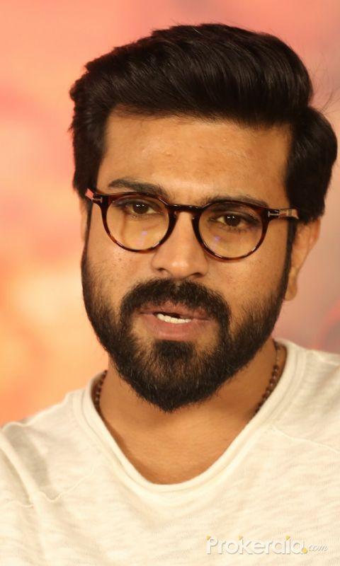 Ram Charan Interview pic