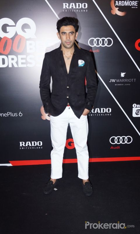 Red Carpet Ceremony of GQ Best Dressed 2018