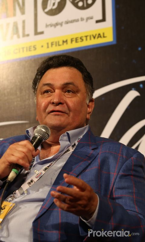 Rishi Kapoor at 8th Jagran Film Festival
