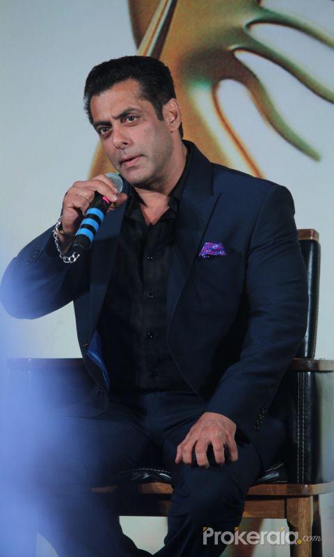 Salman Khan   At Press Conference of the 20th Homecoming Edition of IIFA AWARDS