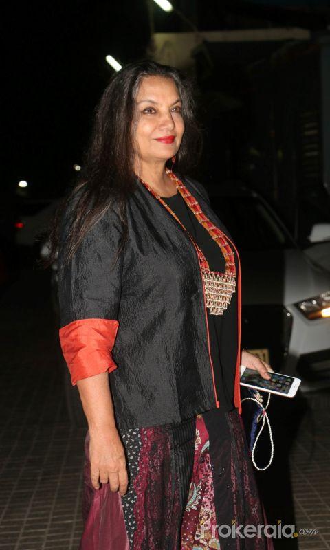 Sui Dhaaga screening at pvr juhu