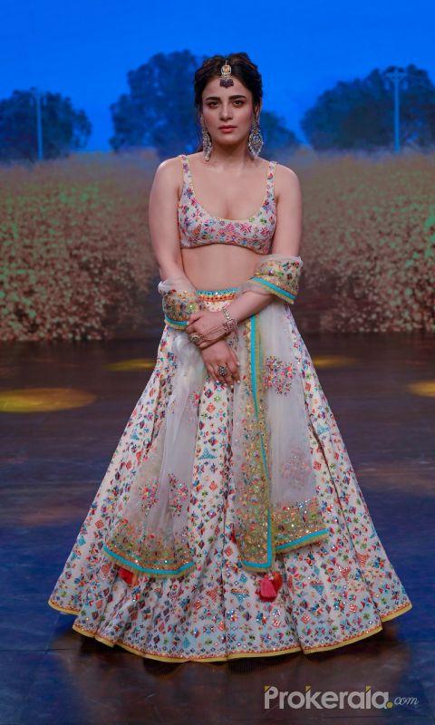 Showstoppers Radhika Madan Walk For Sukriti Aakriti On Day 4 Of Lakmé Fashion Week 2020