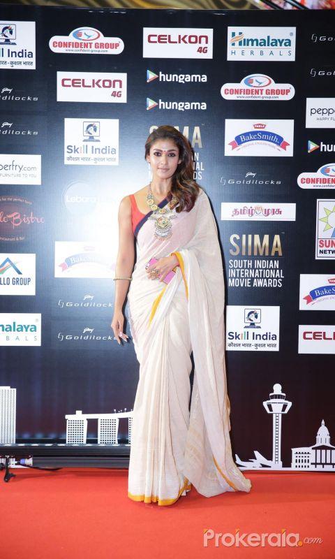 Nayanthara Still From SIIMA Day 2