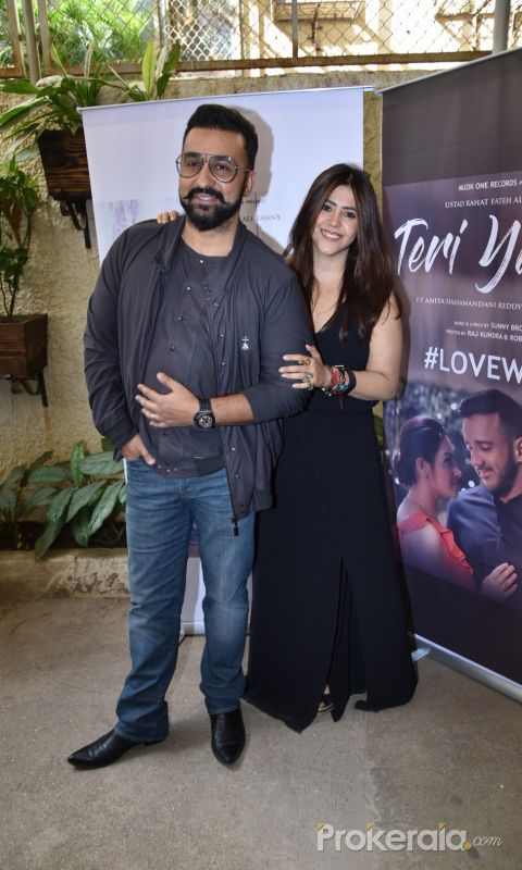 Song Launch Of Teri Yaad