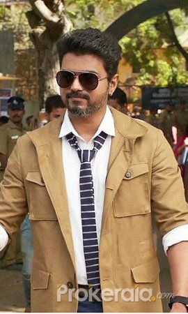 Thalapathy @ voting
