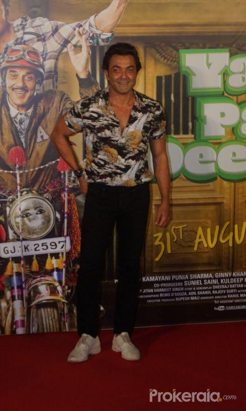 Trailer Launch Of Hindi Film Yamla Pagla Deewana 2