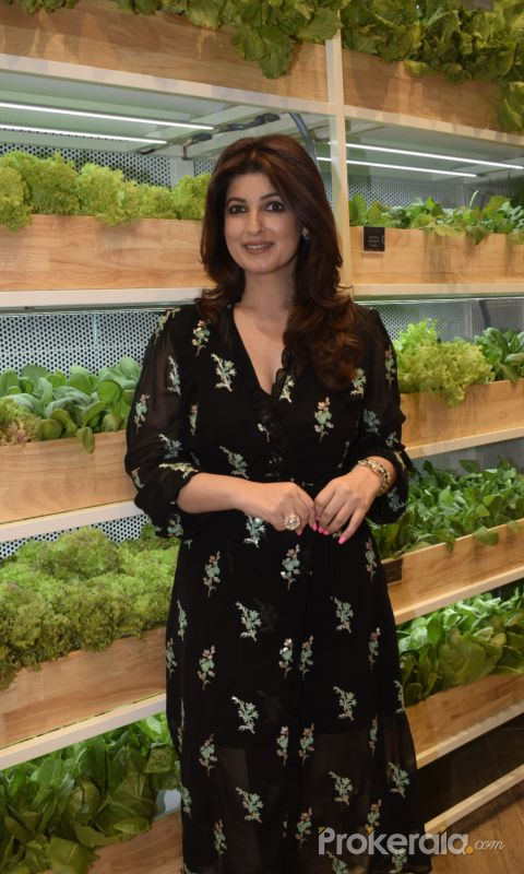 Twinkle Khanna At Launch Of Foodhall Immersive Super Store