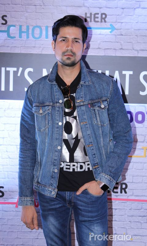 We are at the launch of  Sumeet Vyas' It's Not That Simple!