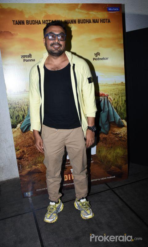 Wrapup party of film Saand ki Aankh