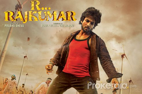 'R...Rajkumar': Prabhudheva's Rumbustious Raga of the Rowdy
