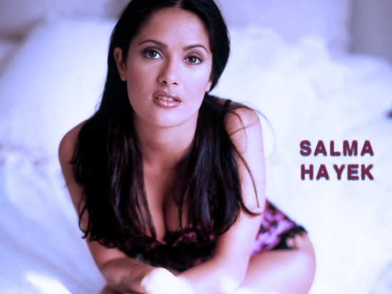 salma hayek wallpapers hot. Salma Hayek Wallpapers, Photos