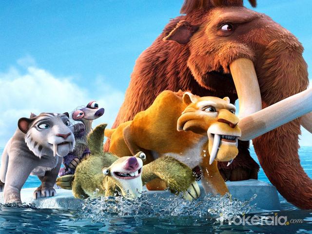 Ice Age: Collision Course (Hindi)