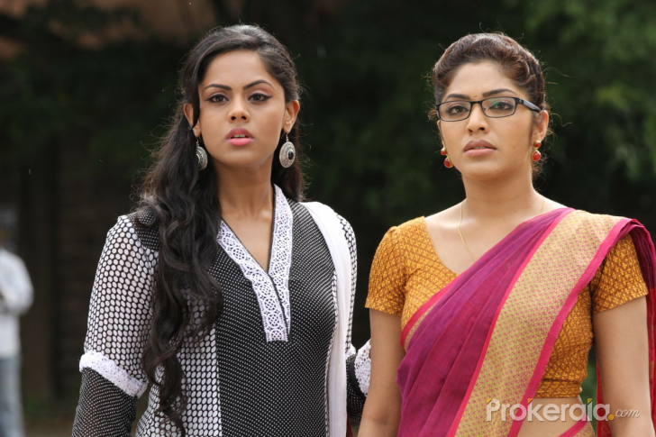 Karthika Nair And Rima Kallingal In Kammath And Kammath
